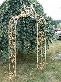 Кованая арка